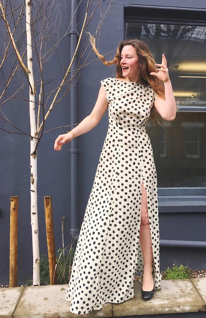 Elisalex in an Anna dress