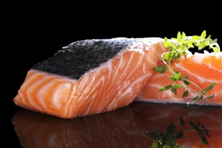 Salmon and Fatty Fish Benefits to Libido