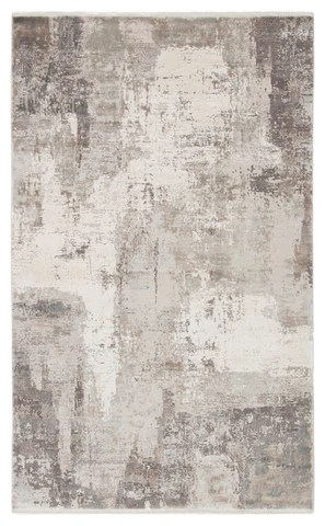jaipur living skyler abstract gray taupe area rug