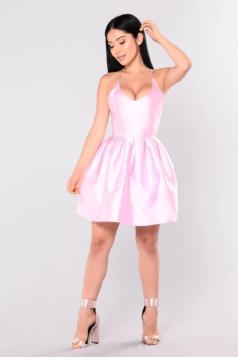 Birthday Party Dress Pink Dresses Fashion Nova