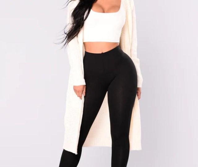 Kim Basic Legging Black