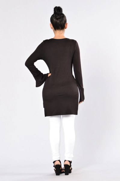 Crossword Sweater   Black