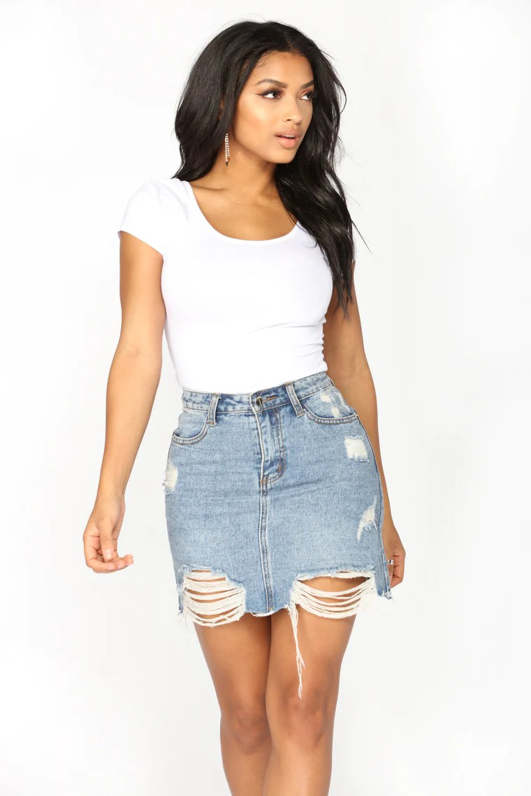 Lace Up Plus Size Ankle Jean 3