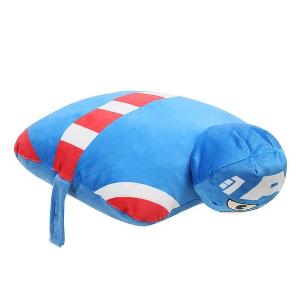 miniso marvel foldable cushion captain america 2007319812100