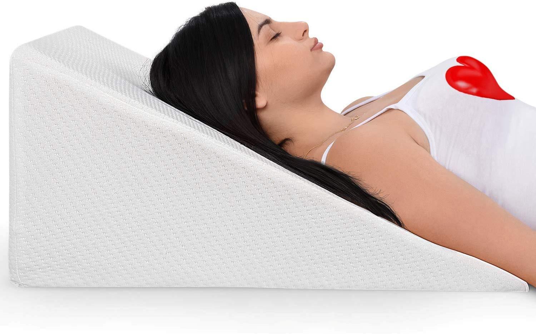 foam wedge to raise head of bed online