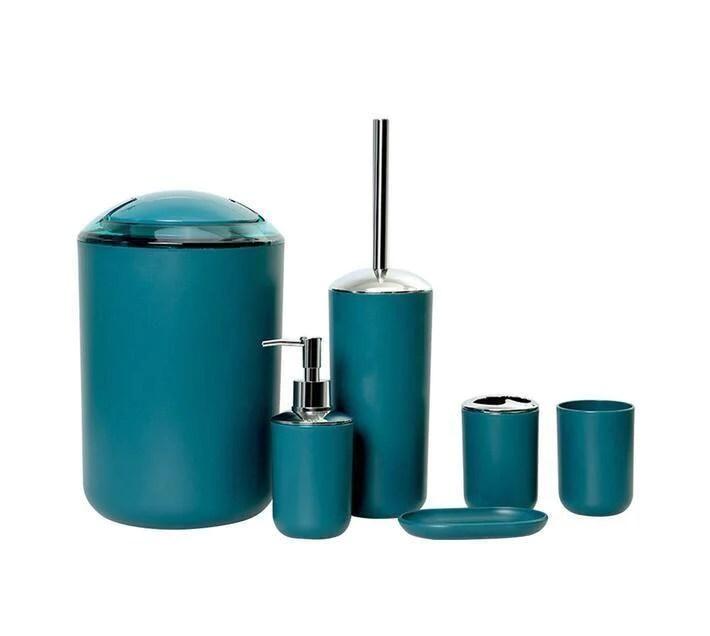 ensemble d accessoires de salle de bain 6 pieces