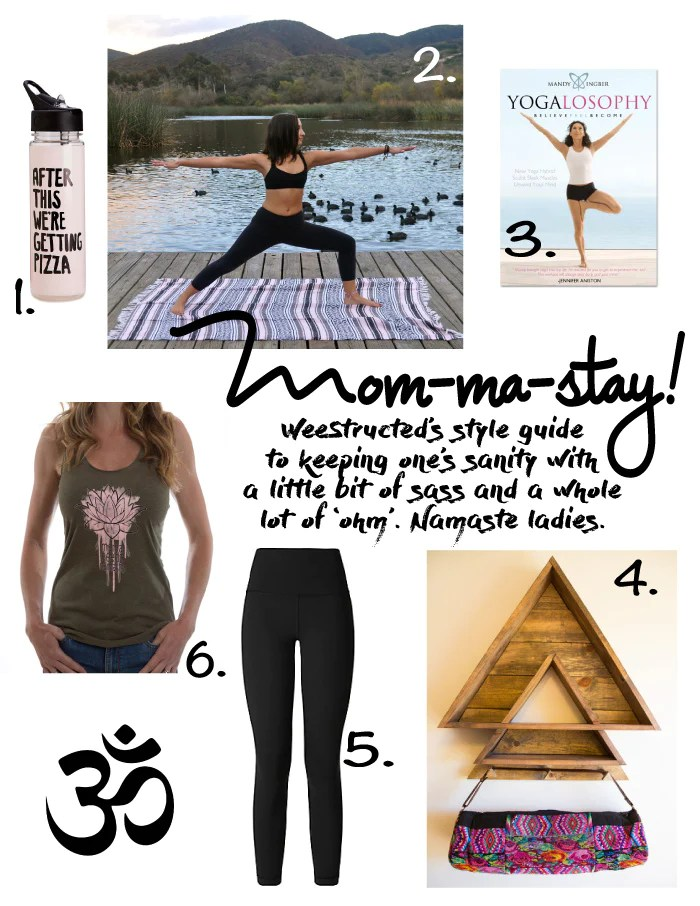 Yoga favorites