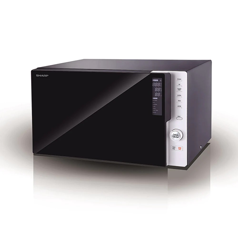 sharp microwave oven r 88d0 k in