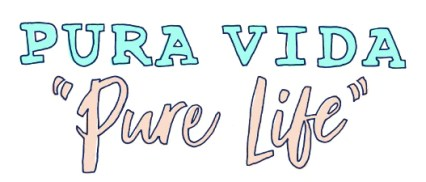 Pura Vida Pura Life