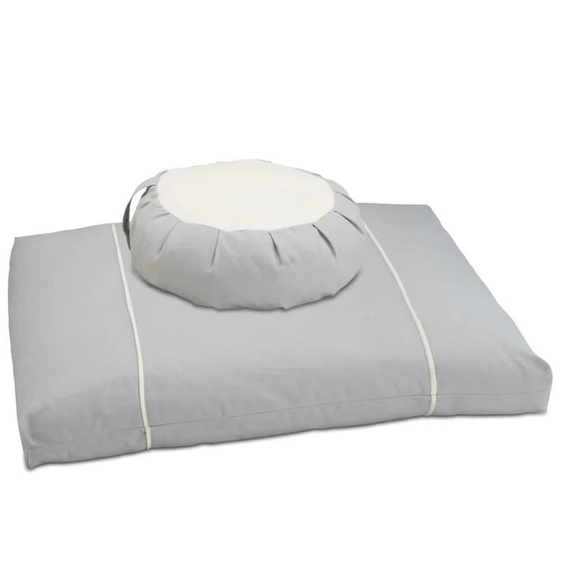 dharma cloud meditation cushion set