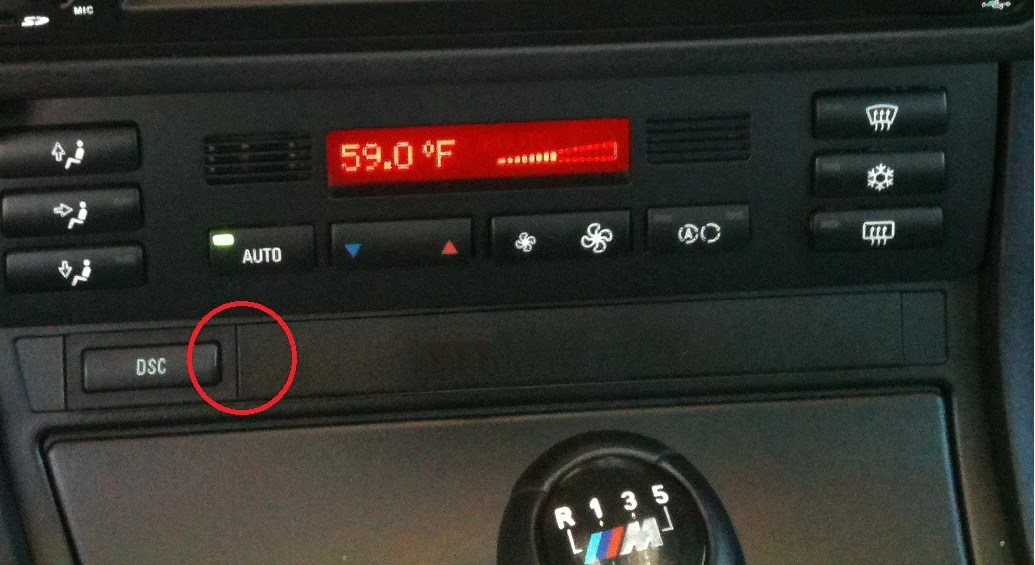 BMW E46 HVAC Relocation Bracket