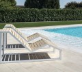 Outdoor Sun Lounger Outerspace