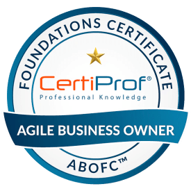 Agile Business Owner Foundations Certificate - (ABOFC)