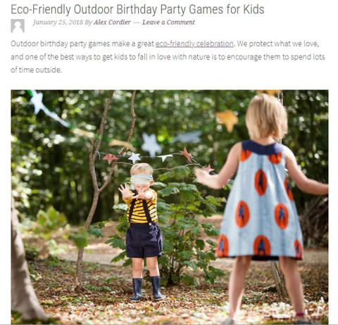 green child magazine article