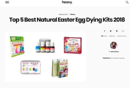 top 5 egg dye kit