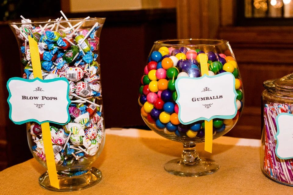 Inexpensive Wedding Favor Ideas