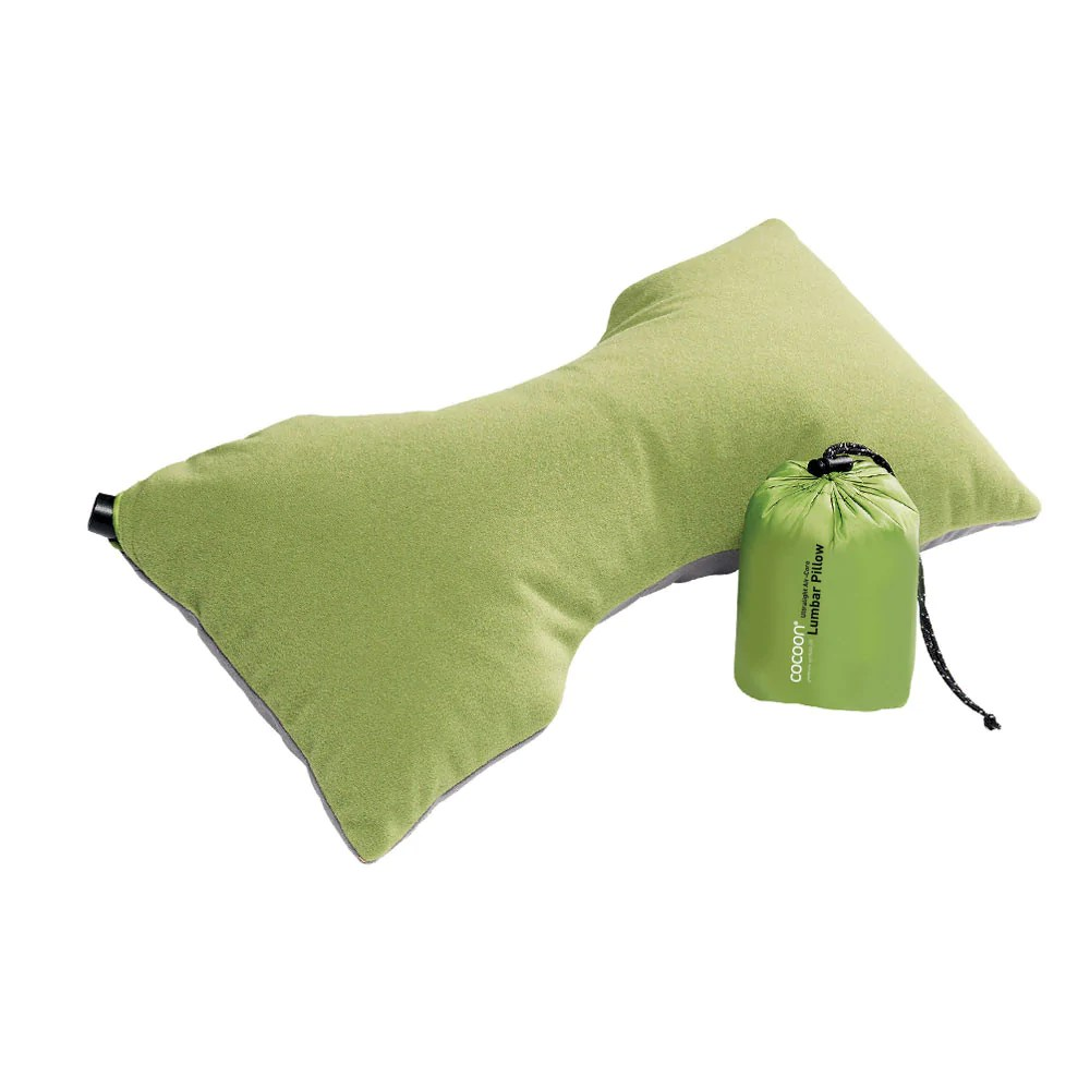 cocoon air core ultralight lumbar pillow going in style
