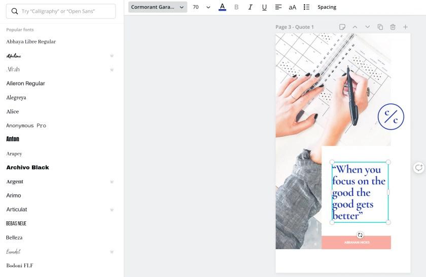 social-story-edit-font