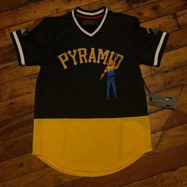 Black Pyramid Konfuzed V2 Jersey Allstar Apparel