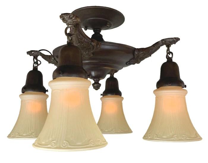 antique vintage and custom lighting