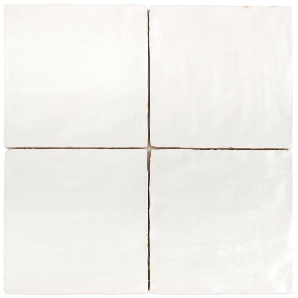 ivy hill tile amagansett white 4 in x
