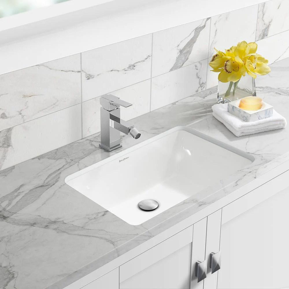 swiss madison voltaire 21 in rectangular undermount bathroom sink in in stock hardwarestore delivery