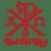 Red Chi Rho Brand