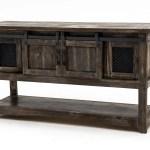 Barnwood Console Table Barnwood Collection Ffo Home