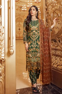 Emaan Adeel BR-07 PEACE OUT Belle Robe Wedding Edition