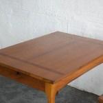 Teak Side Table The Good Mod