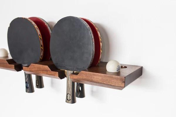 TGM Ping Pong PaddleBall Holder The Good Mod