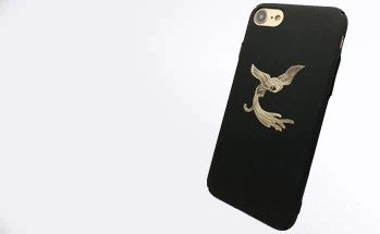 Phone Case Sticker - Home