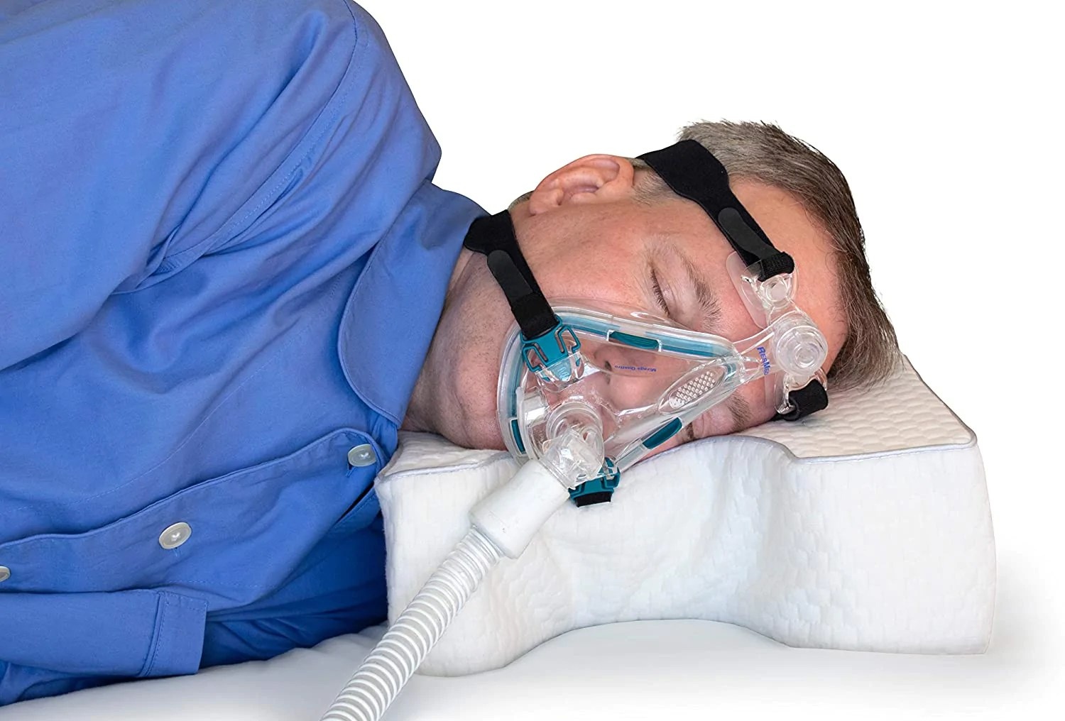 best pillows for cpap users sleeplay