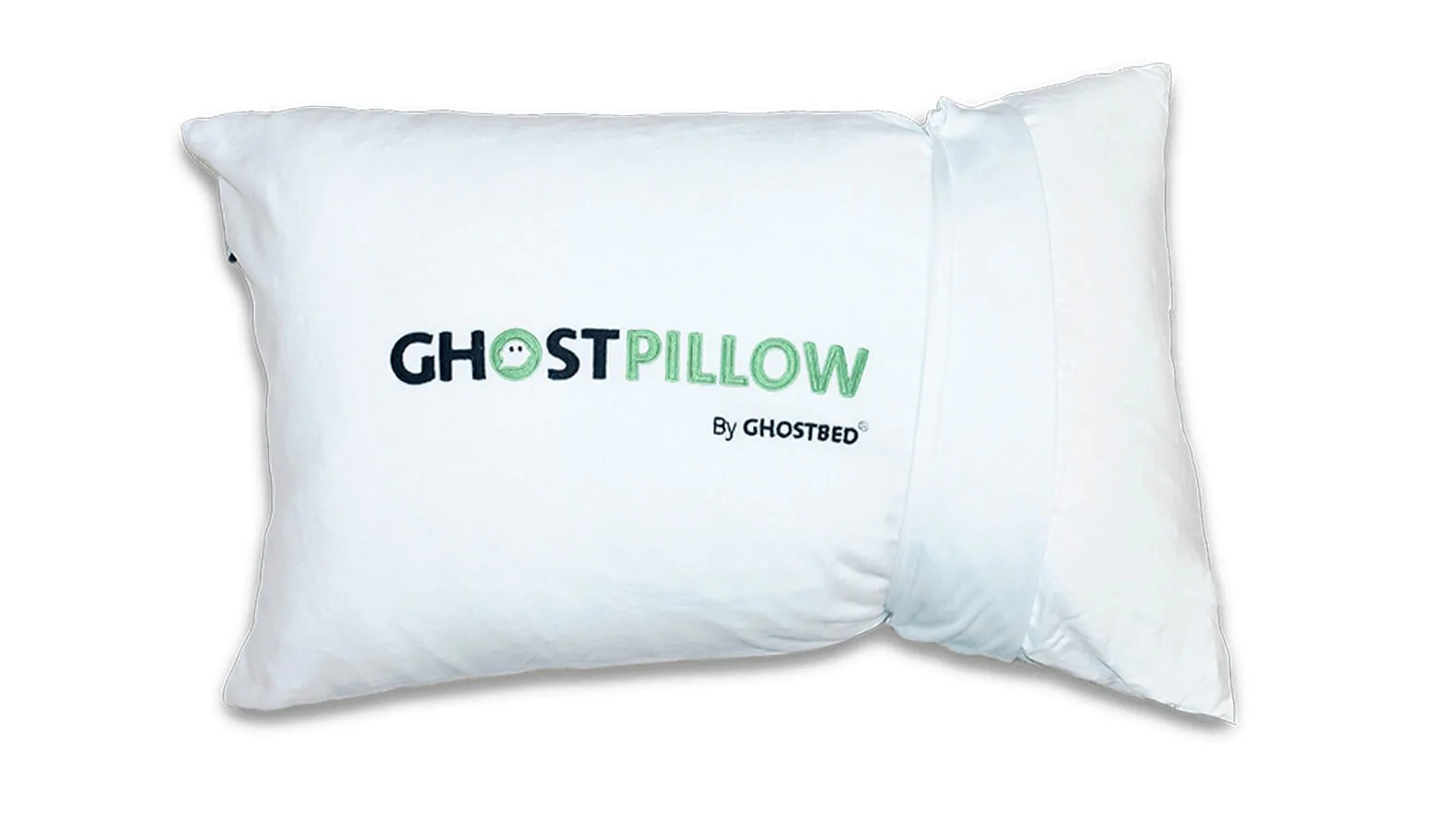faux down pillow by nature s sleep