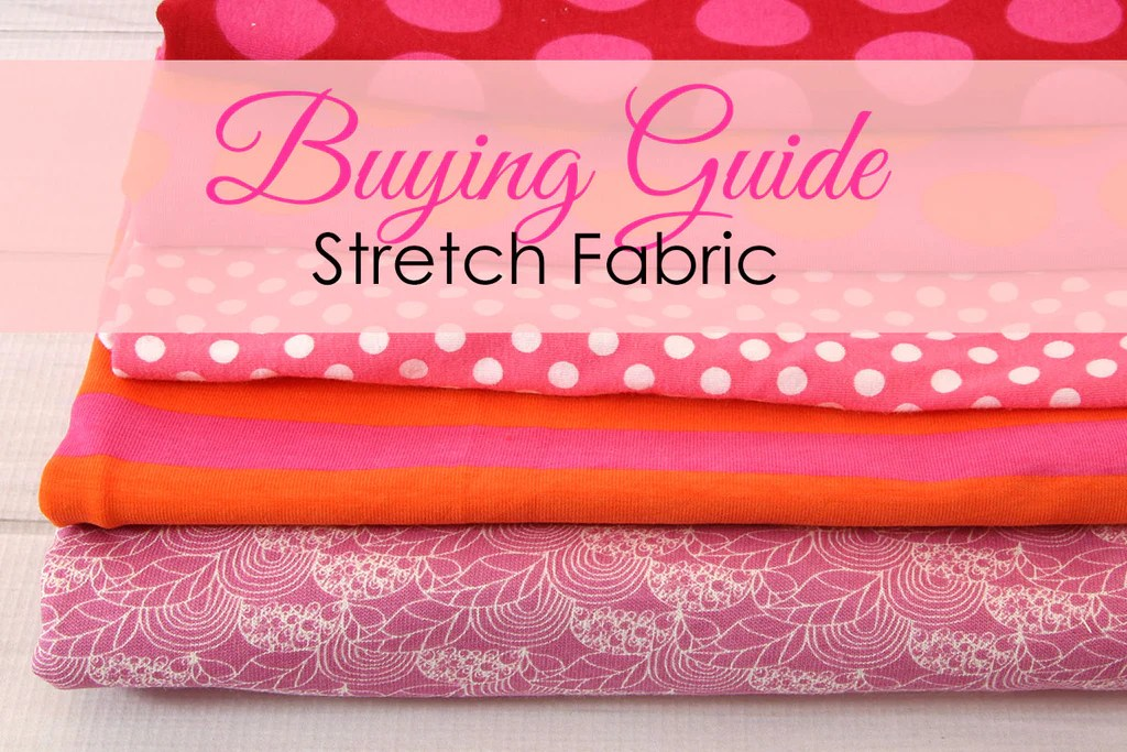 sewing stretch fabric