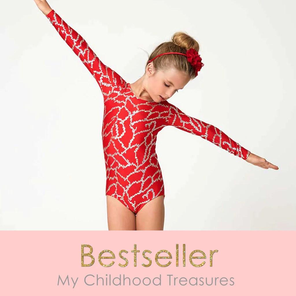 gymnastics leotard sewing pattern