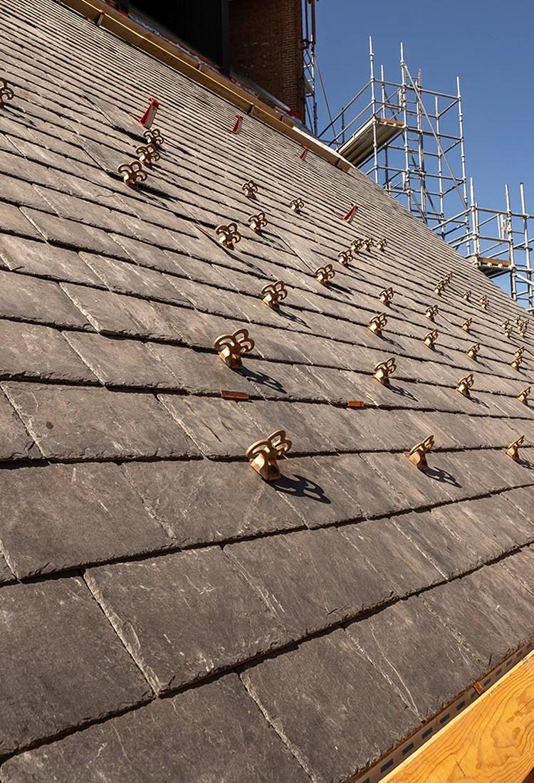 custom tile roofing
