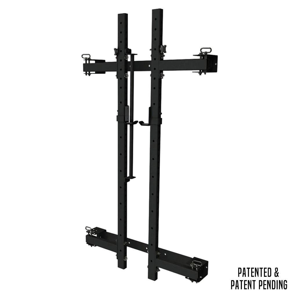 prx murphy squat rack w pull up bar