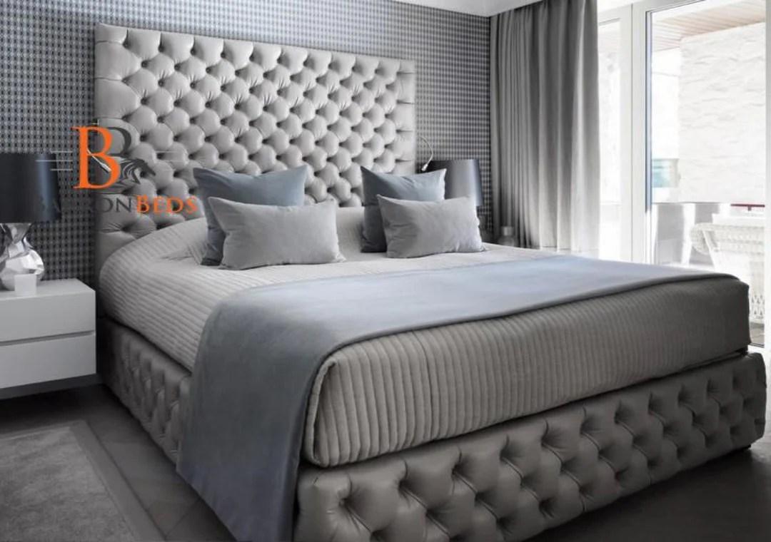 Argentina Grandeur Bed Frame With 70 Headboard Only At Barronbeds Barronbeds