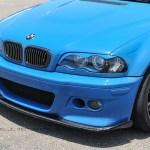 Bmw E46 M3 Hamann Style Carbon Fiber Front Lip Jl Motoring