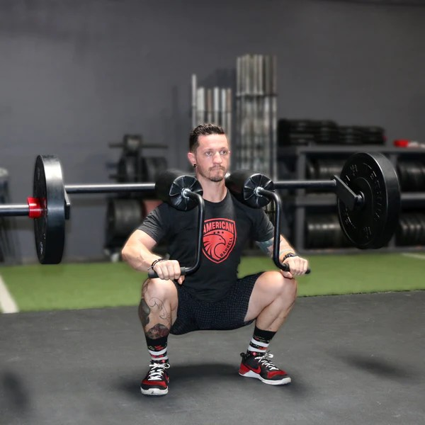 American Barbell Safety Squat Bar American Barbell