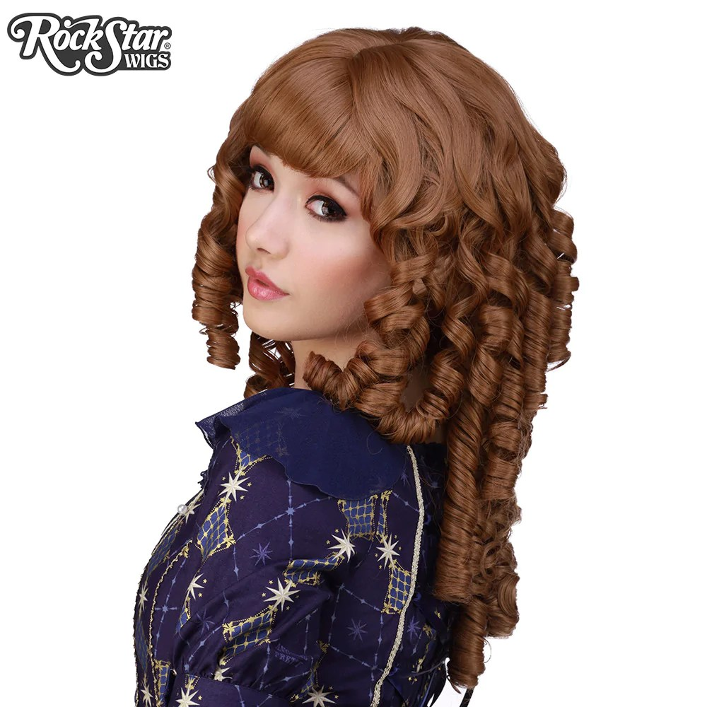 Ombre Hair Dark Brown Light Blonde