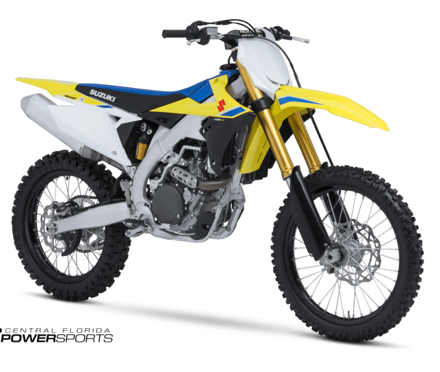 2018 Suzuki Rm Z450 Motorcycle For Sale Central Florida Powersports