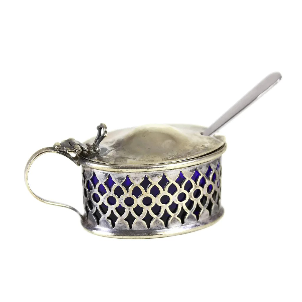 Set Tea Epns Plated Silver