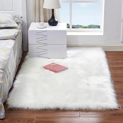 tapis princesse blanc