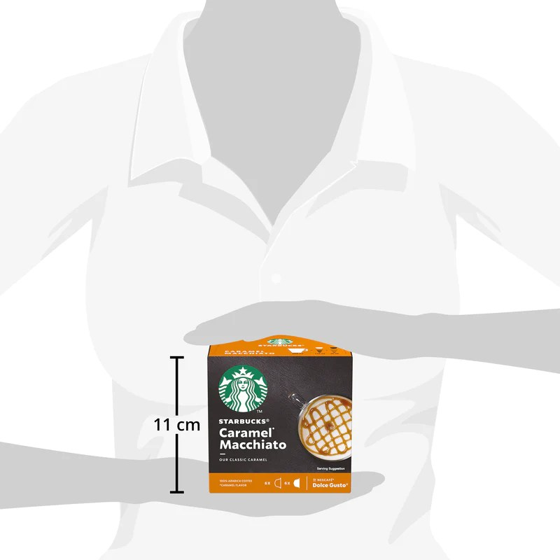 星巴克™ 焦糖咖啡咖啡膠囊 – NESTLÉ HK eShop