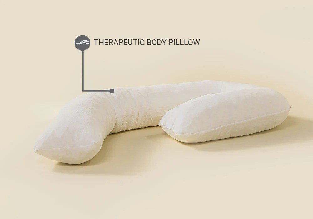 medcline s therapeutic body pillow