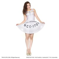 STAR TREK-ANOVOS | The classic everyday A - Line #TOS NCC 1701 & City on The Edge of Forever Dresses…….