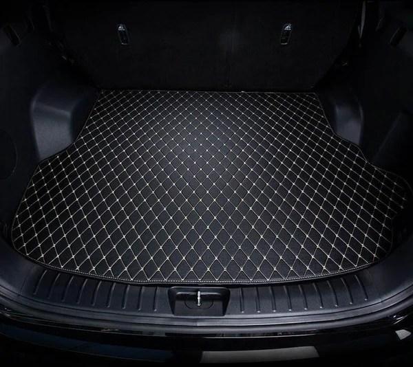 tapis de coffre sur mesure premium