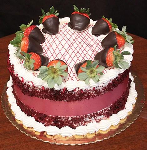 Konditor And Cook Red Velvet Cake Recipe